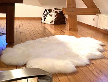 Tapis mouton quadruple