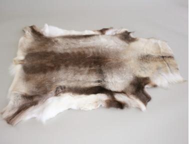 Peau de renne de Laponie
