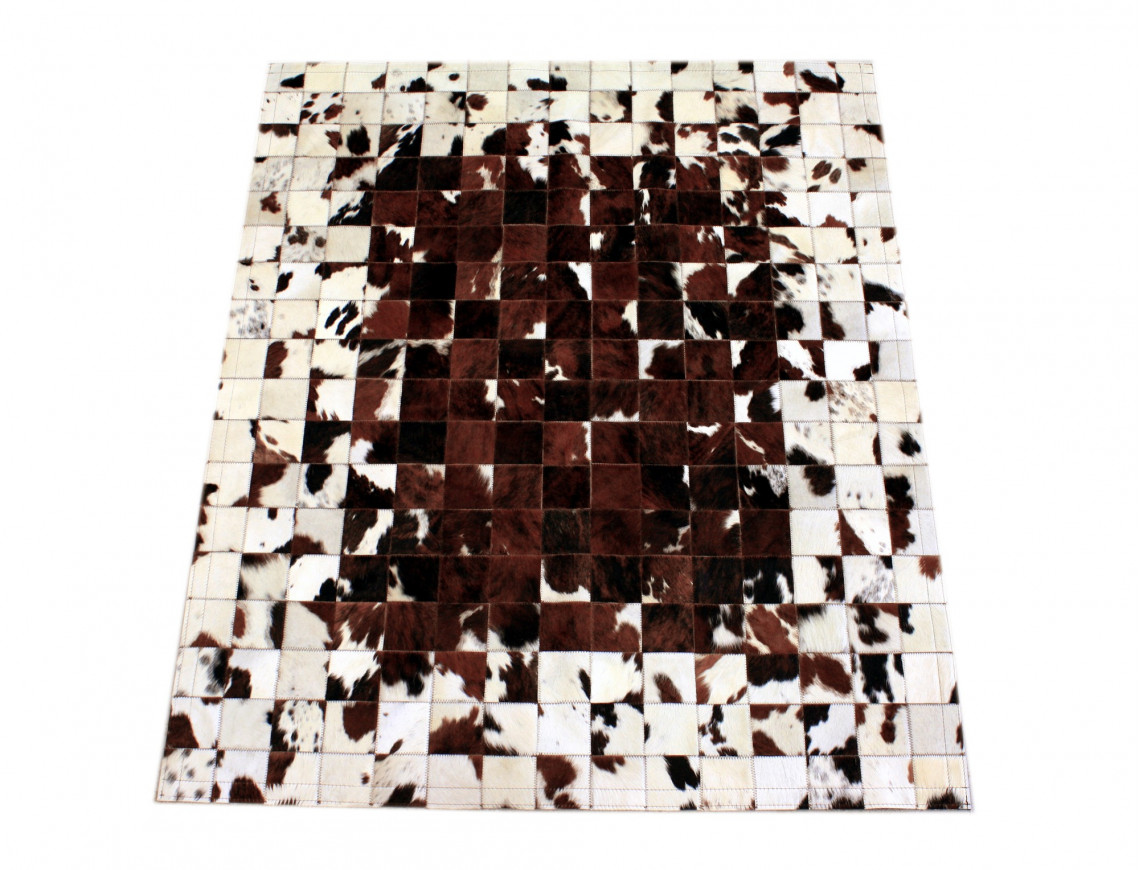 Tapis patchwork Normand Graphique
