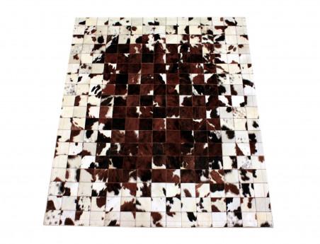 Tapis patchwork Normand Mosaïque