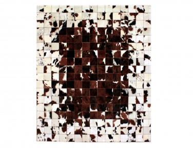 Tapis patchwork Normand Mosaique