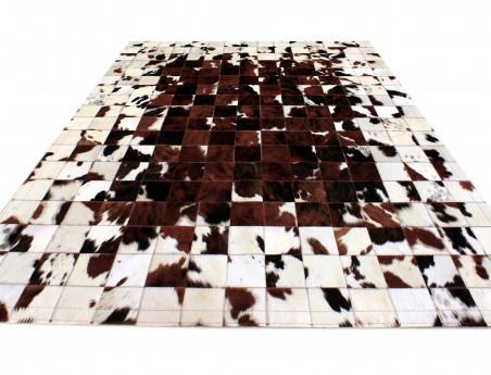 Tapis patchwork Normand Mosaique