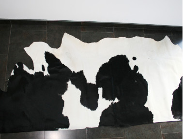 Half-cowhide Black and White for tapestry