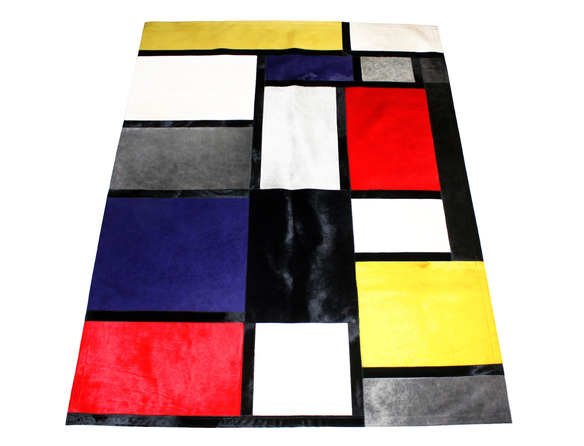 tapis patchwork kl. Black Bedroom Furniture Sets. Home Design Ideas