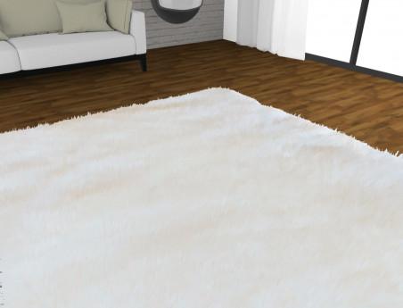 Customized sheepskin rug (with 3D visualization)