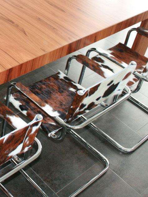Chaise Harry table de réunion ou de bureau