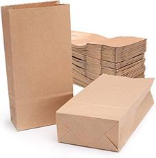 Carton et sacs en papier