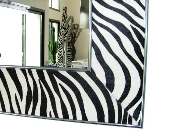 Miroir très haut de gamme, fabriqué dans nos ateliers de Normandie