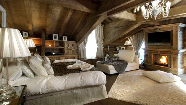 Nos meilleures idées déco  pour une chambre chalet chaleureuse