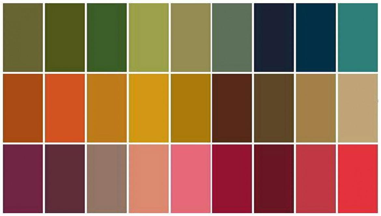 Créer une décoration aux couleurs de l'automne