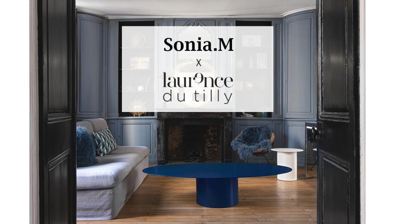 Rencontre décorative avec Laurence du Tilly : place à la créativité et à l'élégance !